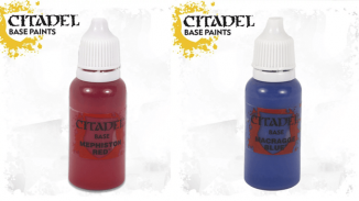 Games Workshop re-releases entire Citadel Paint Range in Dropper Bottles