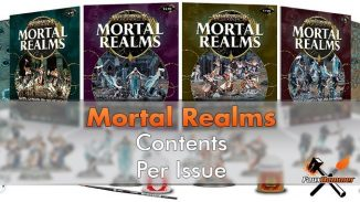 Mortal Realms Magazine Contents List - Issues 1-80