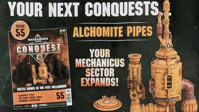 Warhammer Conquest: Issues 55 & 56 Contents Confirmed